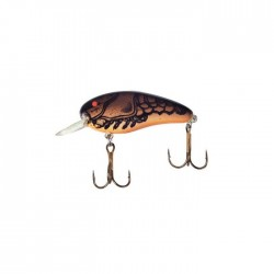 Dark Brown Craw